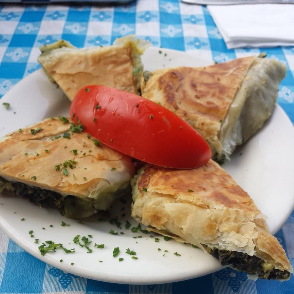 Flavor Focus: George's Greek Cafe