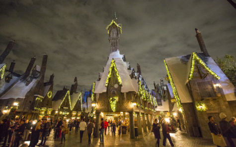 Universal Studios Hollywood does not make for a holly jolly celebration