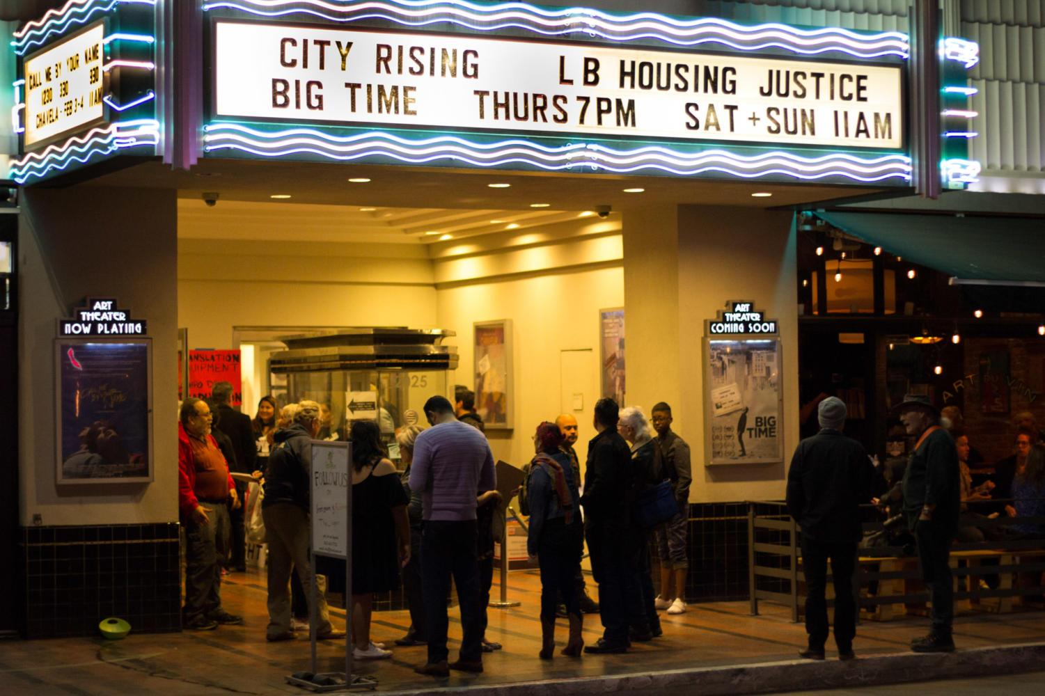 "In response to the issue of gentrification in Long Beach and other cities, KCET's documentary, ""City Rising,"" captures the negative effects increasing development has on low-income residents. 1/24"