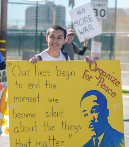 In photos: 31st annual Martin Luther King Jr. Day Parade